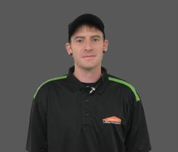 Picture of a male employee