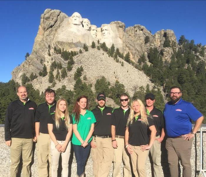 The SERVPRO of Rapid City Team