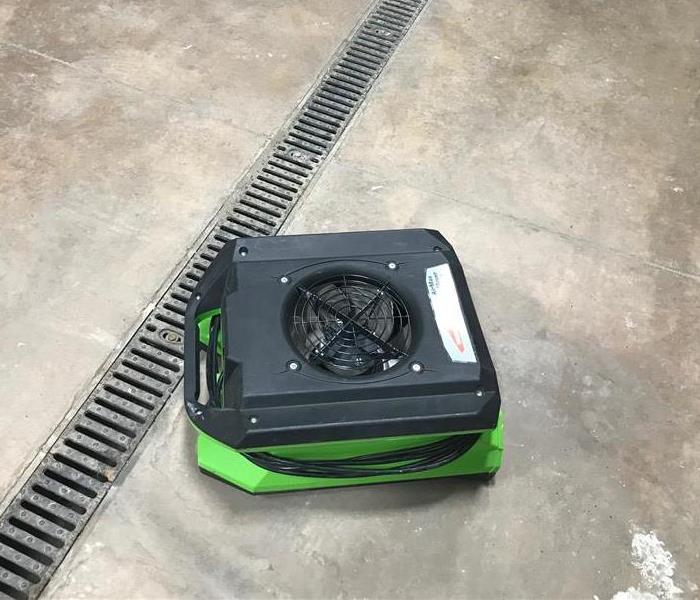 Picture of an air mover